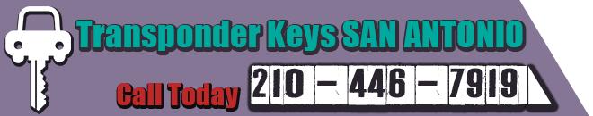 Transponder Keys San Antonio